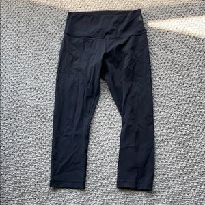 "Lululemon Luxtreme 25"" wunder under"